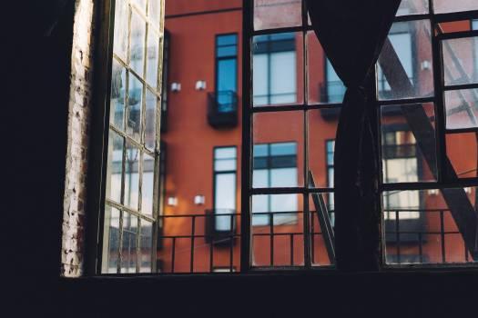 Window Architecture Building #123294