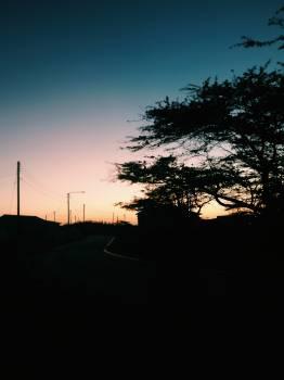 Sky Sun Sunset #123314