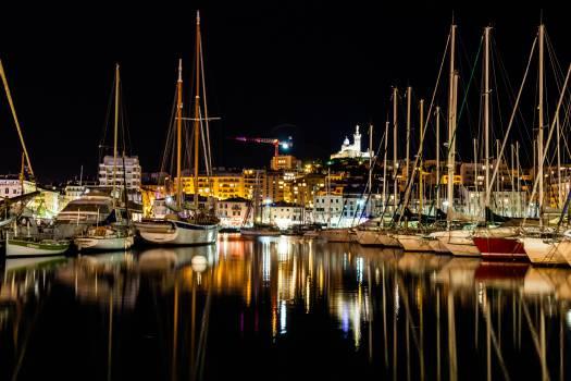 Marina Boat Harbor #12340