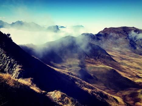 Canyon Valley Mountain #12354