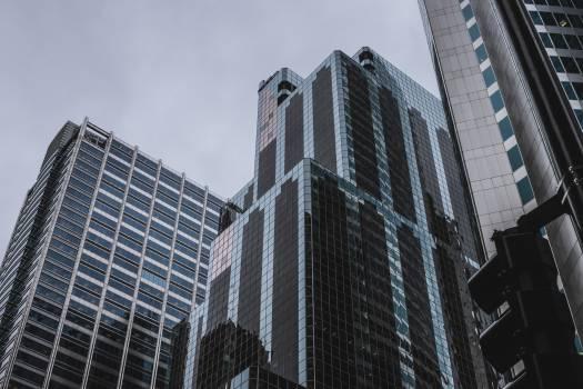 Skyscraper City Office #12374