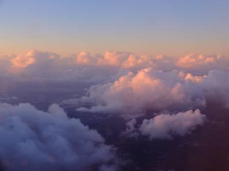 Sky Atmosphere Clouds #123766