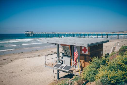 Beach Sea Sand #12386