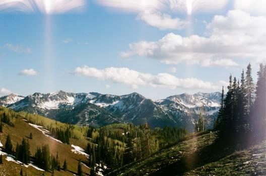 Mountain Mountains Landscape #12419
