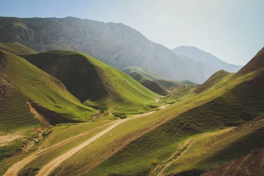 Highland Mountain Valley #124297