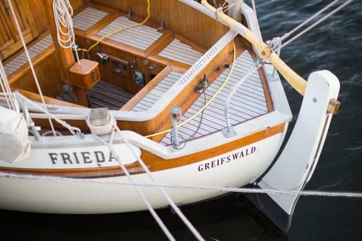 Boat Vessel Sea #12479