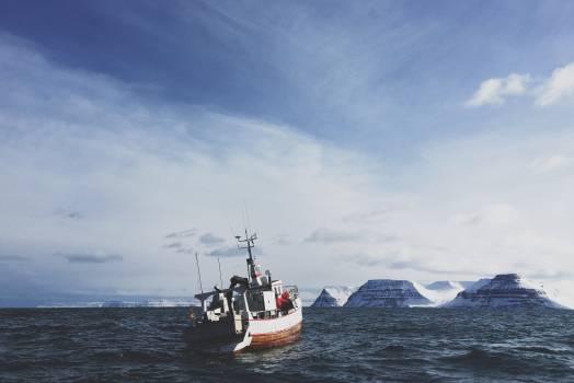 Boat Vessel Tugboat #12482