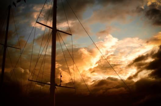 Sky Sun Sunset #12483