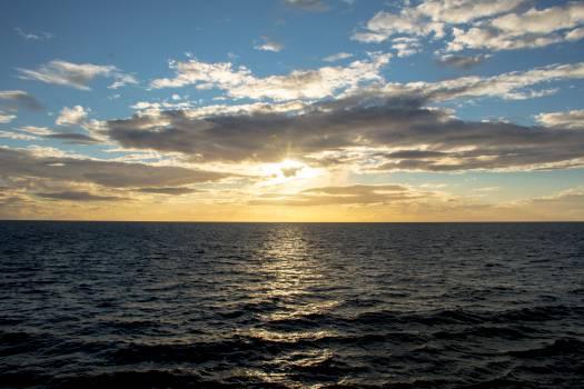 Ocean Sea Water #12521
