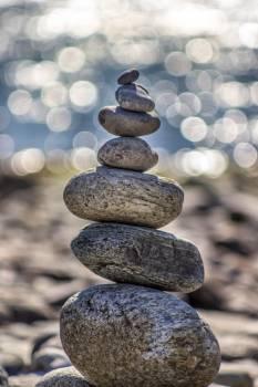 Balance Marker Pebble #12576