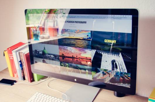 Computer Monitor Technology Free Photo