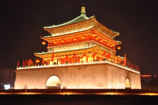 Palace Temple Building #12584