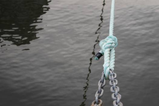 Rope Line Knot Free Photo