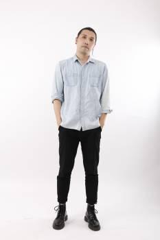 Male Standing Man Free Photo