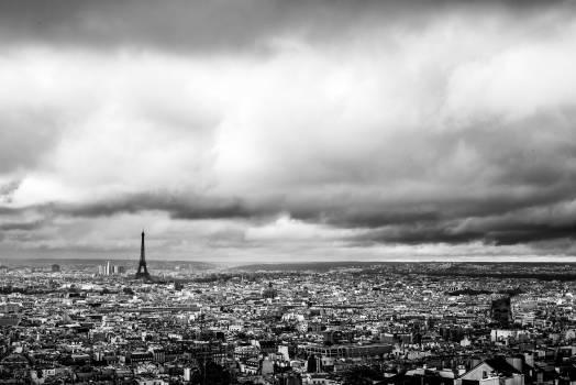 Sky Clouds Landscape #126026