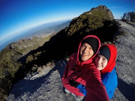 Tourist Mountain Traveler #126091
