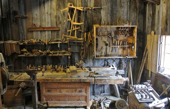 Factory Lumbermill Plant #12613