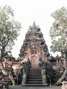 Temple Building Architecture #12621