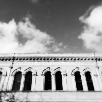 Architecture University Building Free Photo