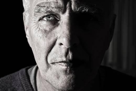 Depression Wrinkle Male #12625