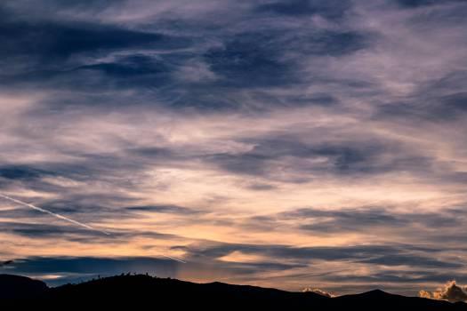 Atmosphere Sky Clouds #12646