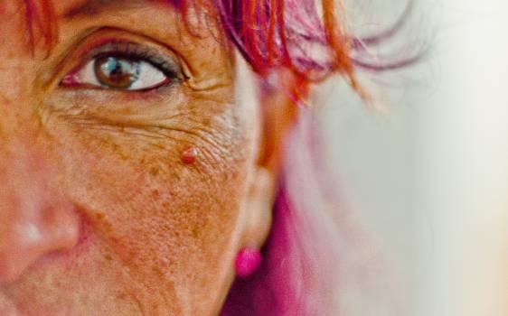 Face Portrait Person #126727