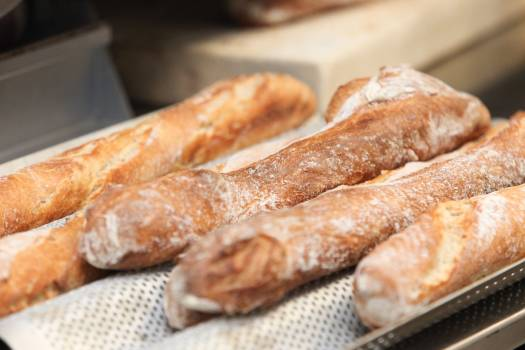 Bread Food Baked goods Free Photo