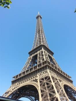 Paris Tower Architecture Free Photo