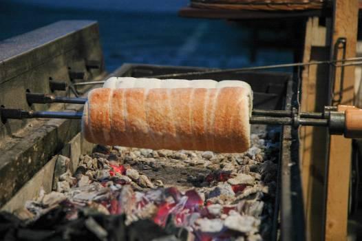 Bread Food Barbecue Free Photo