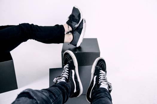 Boot Fashion Black Free Photo