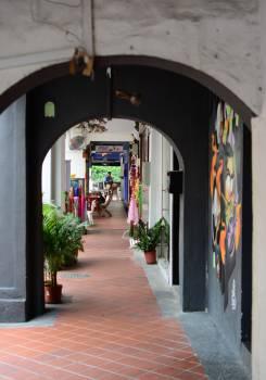 Entrance Architecture Building Free Photo