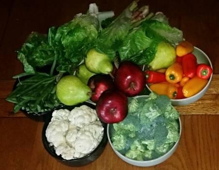Vegetable Salad Food Free Photo