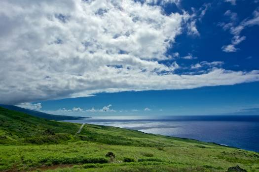 Cape Landscape Sky Free Photo