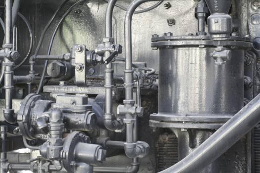 Valve Motor Metal Free Photo