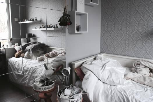 Hospital Man Home #127862