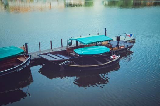 Boat Vessel Sea #12835