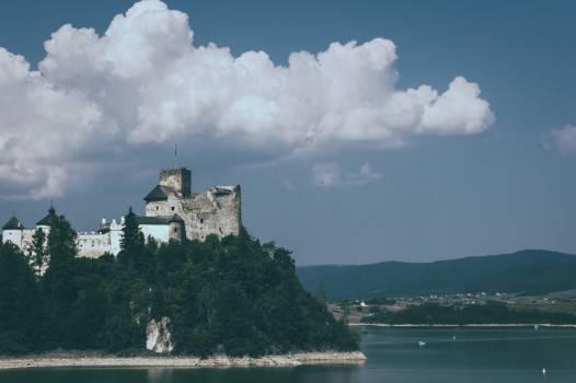 Castle Architecture Tower #12923