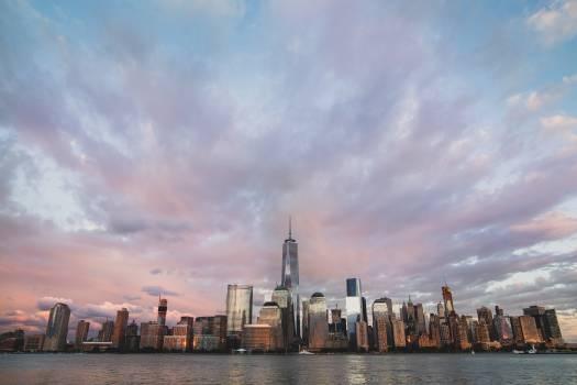 City Waterfront Manhattan #12931