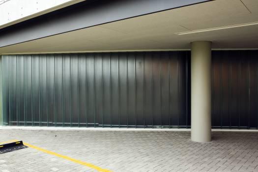 Garage Wall Door Free Photo