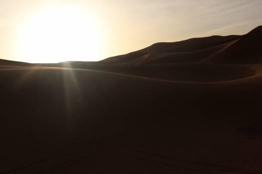 Dune Sand Desert #12974