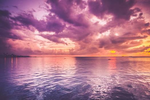 Sky Landscape Clouds Free Photo