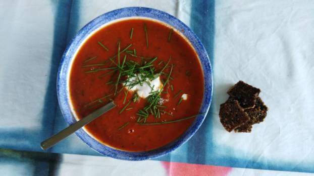 Soup Dish Bowl Free Photo