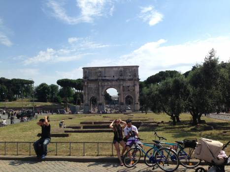 Memorial Arch Triumphal arch Free Photo