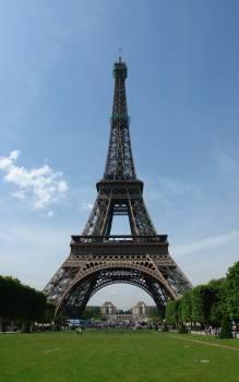 Paris Tower France Free Photo