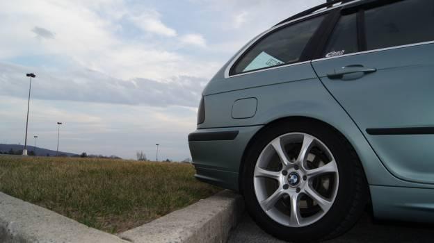 Wheel Tire Car Free Photo