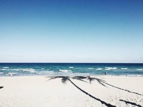 Beach Sea Water #13140
