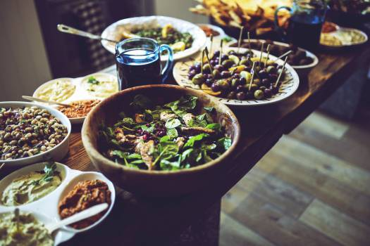 Meal Food Dinner #13176