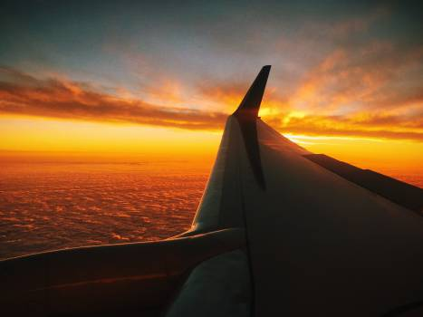 Sunset Sky Sun #13222