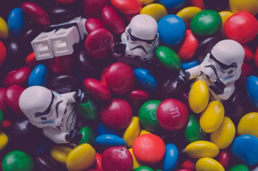 Candy Confectionery Colorful Free Photo