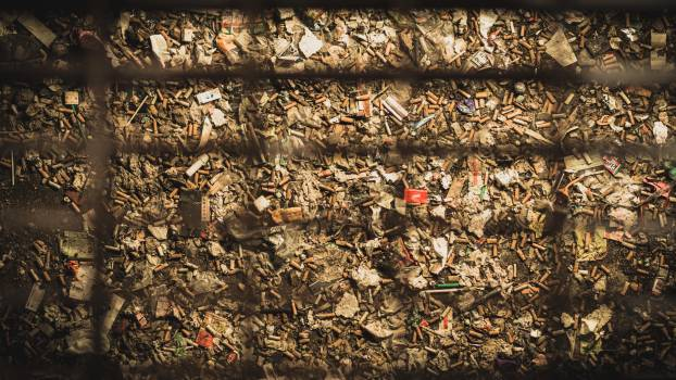 Rubbish Texture Dirty #133108
